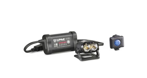 Lupine Piko R 4 SmartCore Helmlampe schwarz